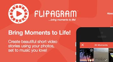 flipagram sur ordinateur
