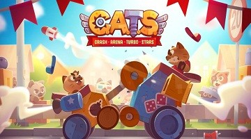 download cats crash arena turbo stars for pc windows full