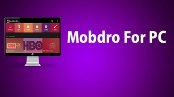 mobdro apk for windows