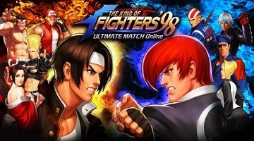 king of fighters 98 um