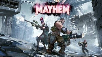 Download Mayhem PvP Arena Shooter For PC,Windows Full