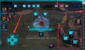 Download How to use keyboard mapping to play Android games